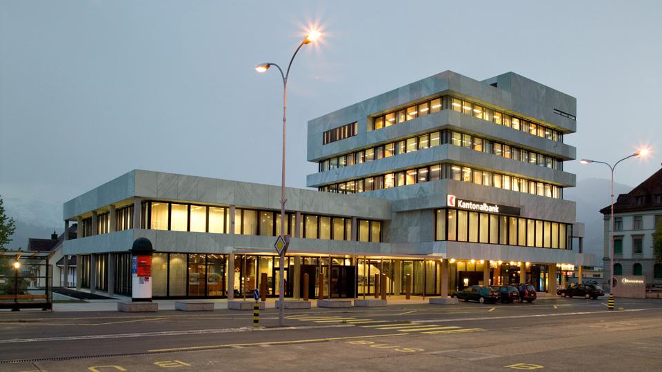 HAUPTSITZ SCHWYZER KANTONALBANK