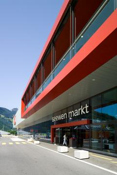 Coop Seewen Markt