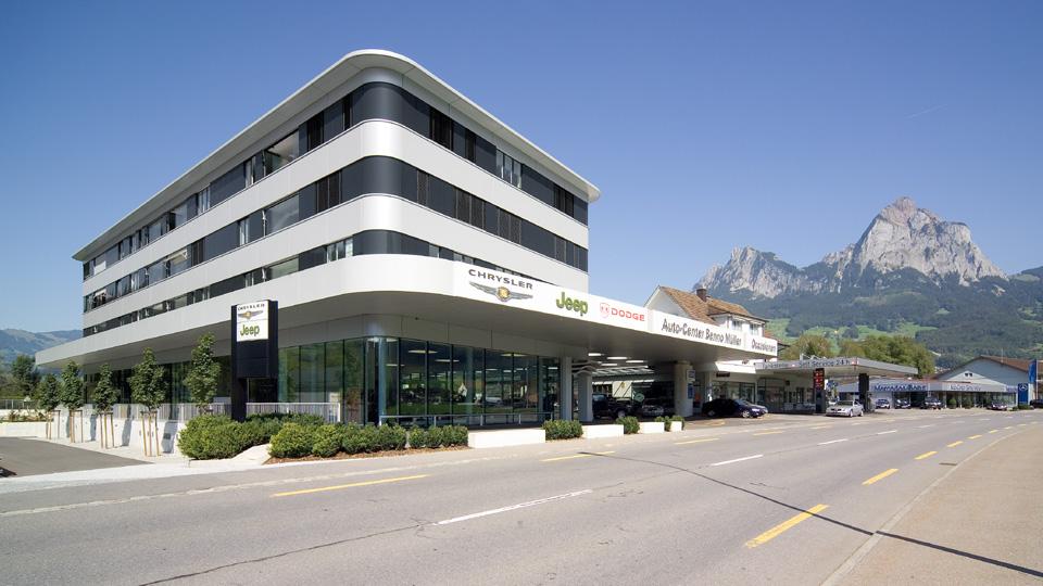 Autocenter Benno Müller Ibach