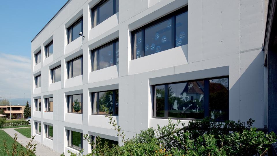 Schulraumerweiterung Altendorf