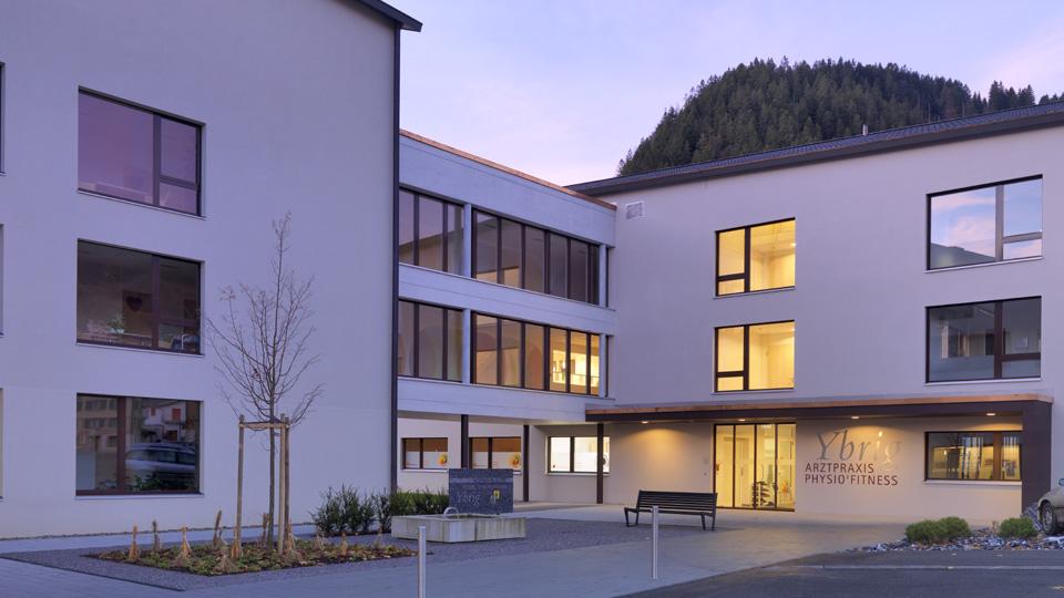 Altersheim Unteriberg