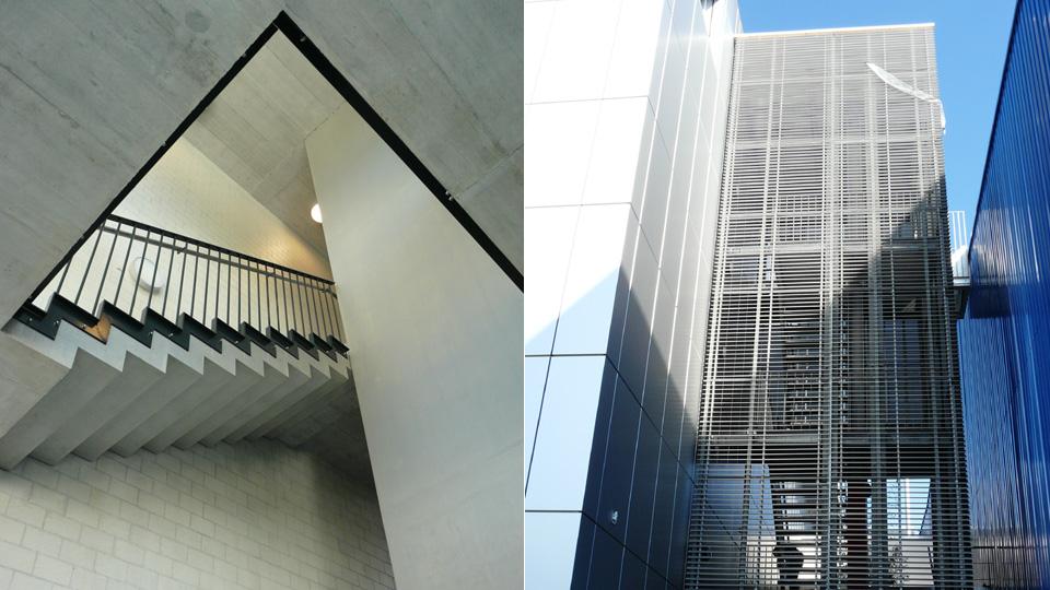 Umbau und Erweiterung Gewerbegebäude Arthur Weber AG