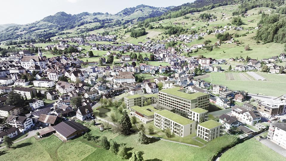 Alterszentrum Acherhof Schwyz
