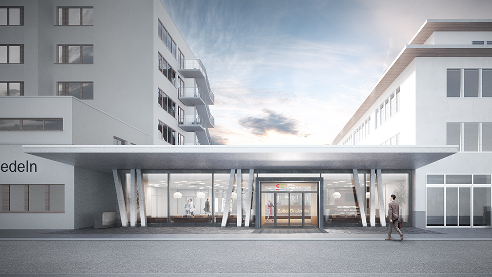 Spital Einsiedeln
