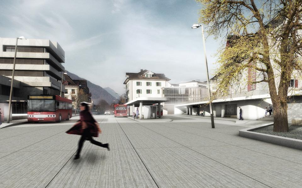 AAGS Busbahnhof Schwyz