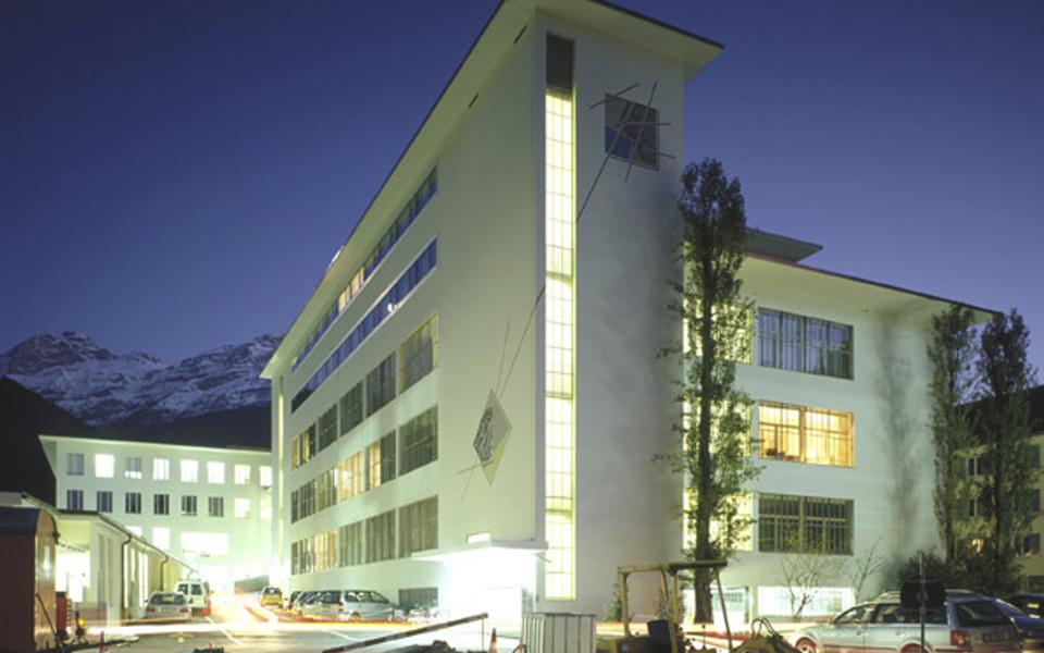 Wohn- und Geschäftshaus DAG, Altdorf